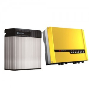 RESU 10 + Goodwe ES-series Hybrid Inverter Package