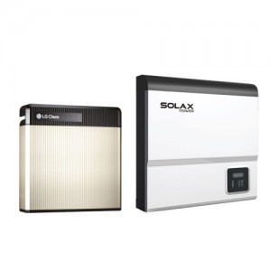 RESU 3.3 + SolaX X-Hybrid Inverter Package