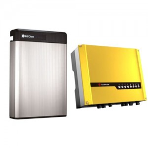 RESU 6.5 + Goodwe ES-series Hybrid Inverter Package