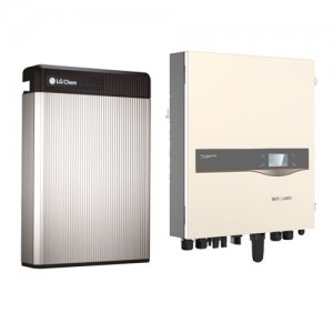 RESU 6.5 + Sungrow SH 5K Hybrid Inverter Package